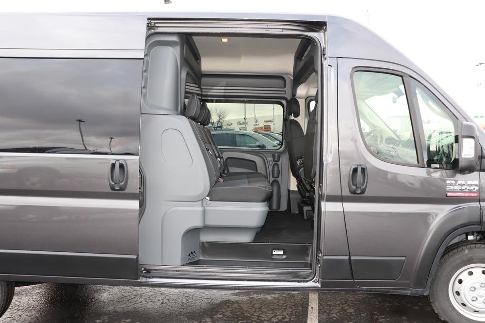 2020 ProMaster 2500 High Roof FWD, CrewVanCo Cabin Conversion Upfitted Cargo Van #620140 - photo 14