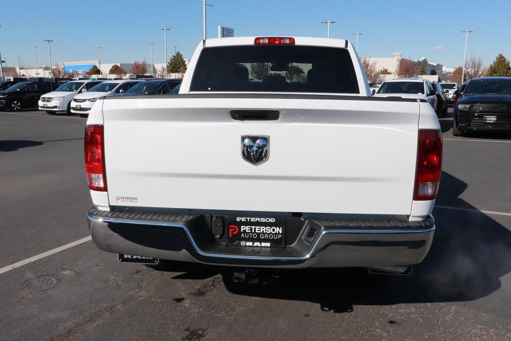 2020 Ram 1500 Crew Cab RWD, Pickup #620148 - photo 7