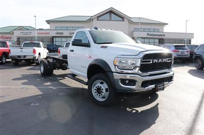 2020 Ram 5500 Regular Cab DRW 4x4, Cab Chassis #620149 - photo 1
