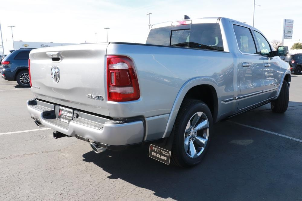 2020 Ram 1500 Crew Cab 4x4, Pickup #620190 - photo 2