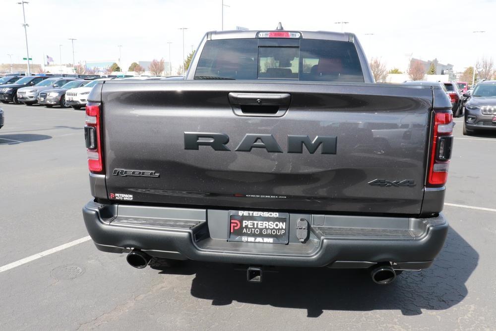 2020 Ram 1500 Crew Cab 4x4, Pickup #620197 - photo 7