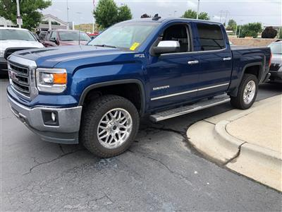 2015 GMC Sierra 1500 Crew Cab 4x4, Pickup #620213A - photo 2