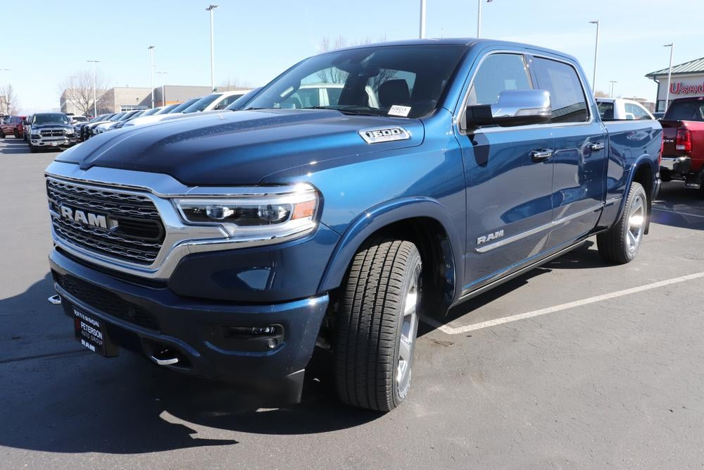 2020 Ram 1500 Crew Cab 4x4, Pickup #620215 - photo 4