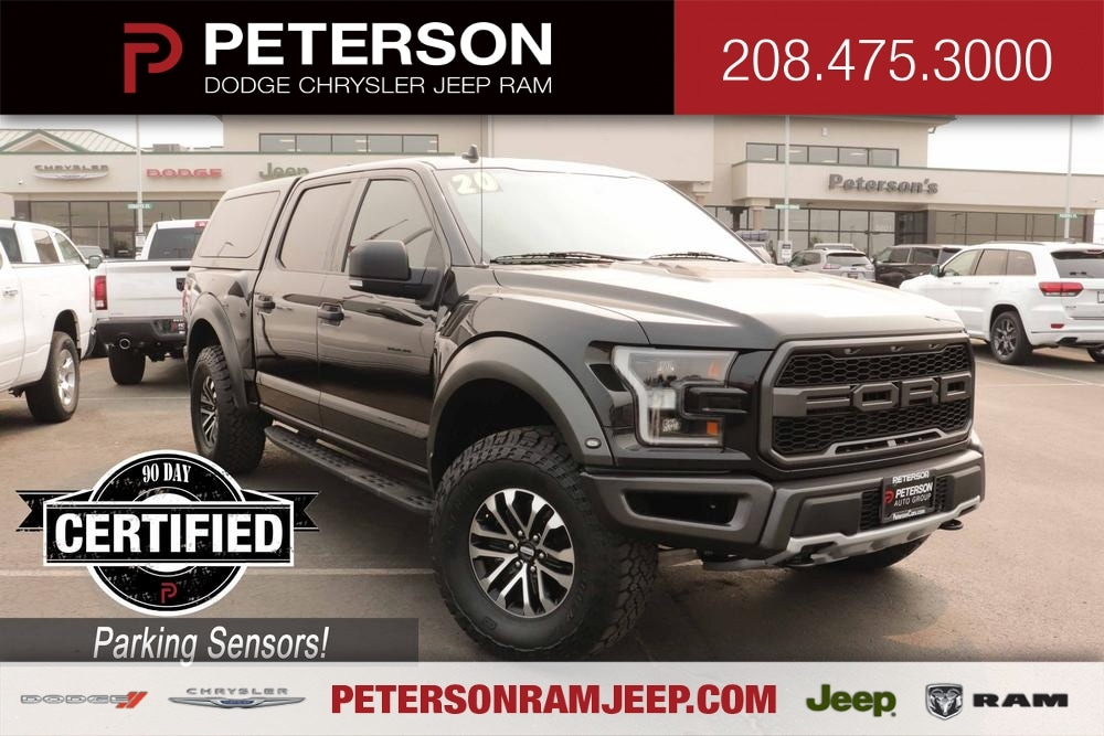 2020 Ford F-150 SuperCrew Cab 4x4, Pickup #620290A - photo 1