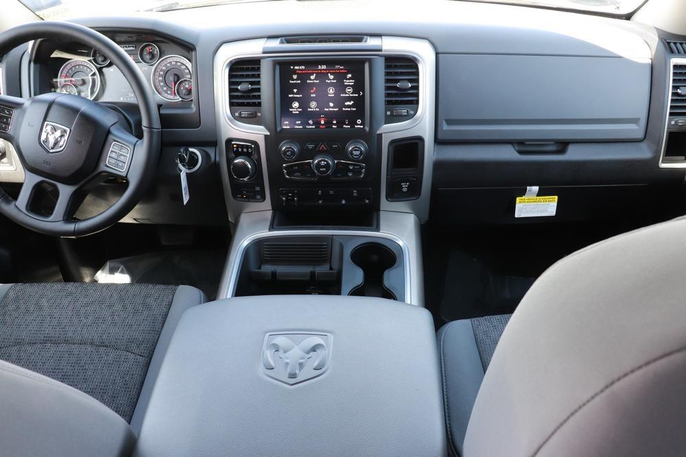 2020 Ram 1500 Quad Cab 4x4, Pickup #620310 - photo 19