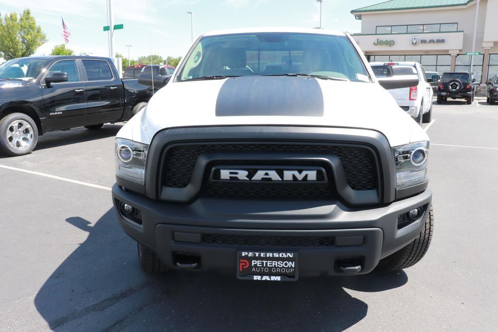 2020 Ram 1500 Quad Cab 4x4, Pickup #620310 - photo 3