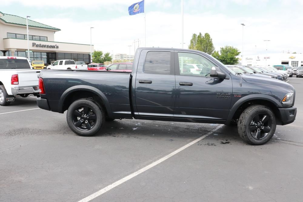2020 Ram 1500 Quad Cab 4x4, Pickup #620314 - photo 8