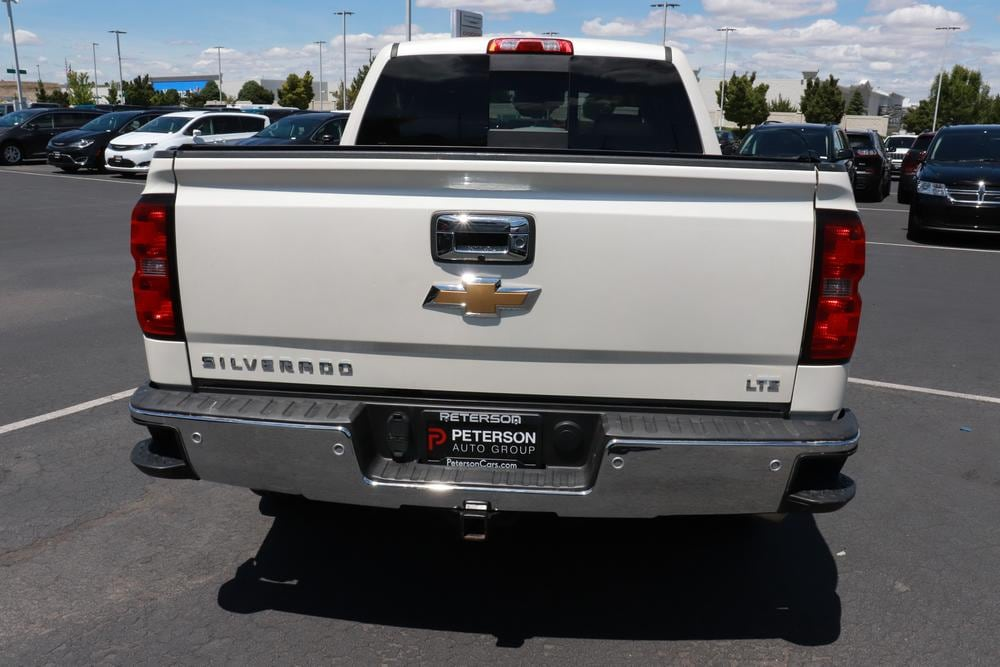 2014 Silverado 1500 Crew Cab 4x4, Pickup #620318A - photo 8