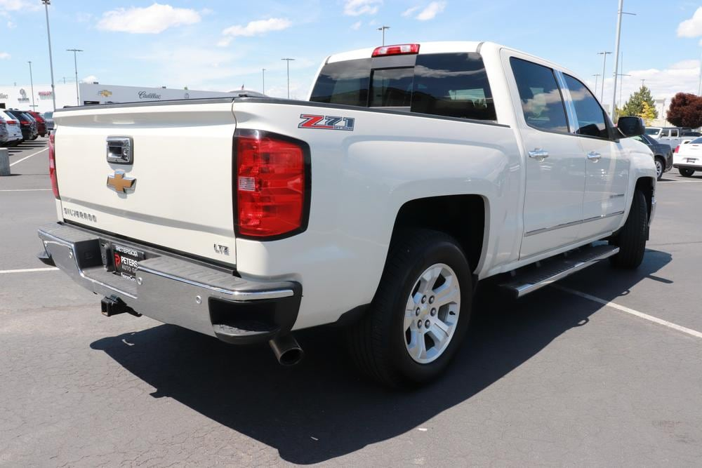 2014 Silverado 1500 Crew Cab 4x4, Pickup #620318A - photo 2