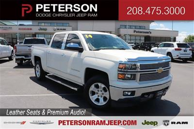 2014 Silverado 1500 Crew Cab 4x4, Pickup #620318A - photo 1