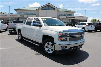 2014 Silverado 1500 Crew Cab 4x4, Pickup #620318A - photo 3