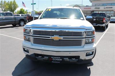 2014 Silverado 1500 Crew Cab 4x4, Pickup #620318A - photo 4
