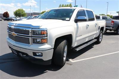 2014 Silverado 1500 Crew Cab 4x4, Pickup #620318A - photo 5