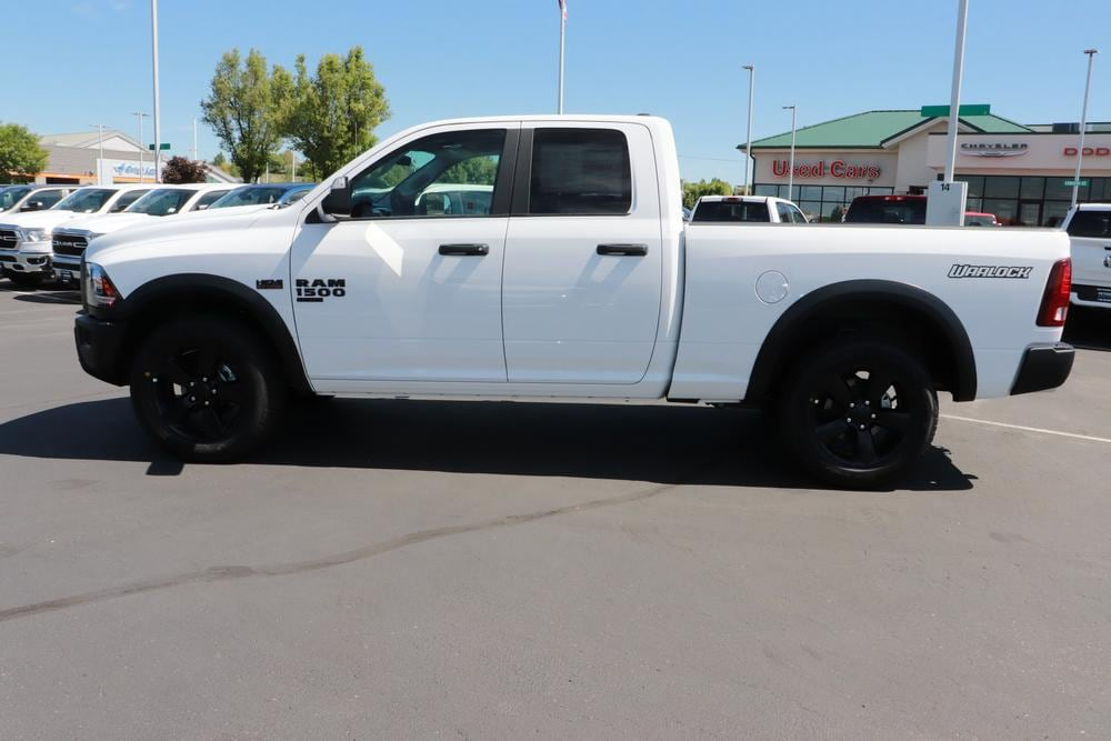 2020 Ram 1500 Quad Cab 4x4, Pickup #620353 - photo 5