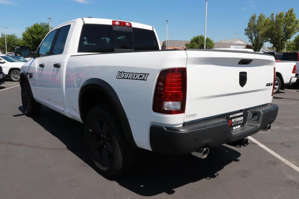 2020 Ram 1500 Quad Cab 4x4, Pickup #620353 - photo 6
