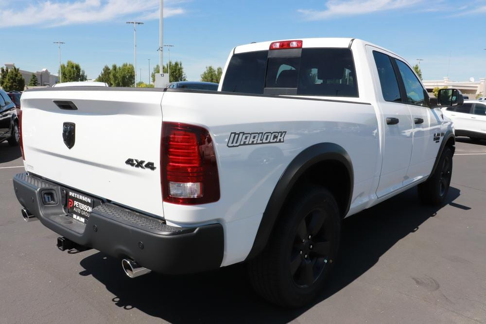 2020 Ram 1500 Quad Cab 4x4, Pickup #620353 - photo 2