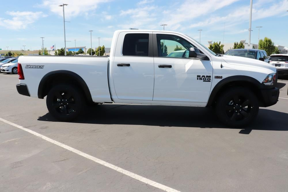 2020 Ram 1500 Quad Cab 4x4, Pickup #620353 - photo 8