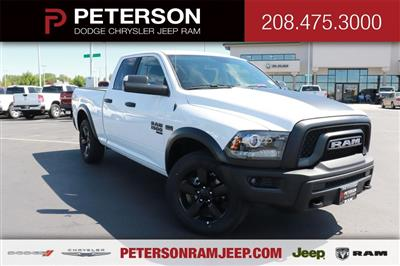 2020 Ram 1500 Quad Cab 4x4, Pickup #620353 - photo 1