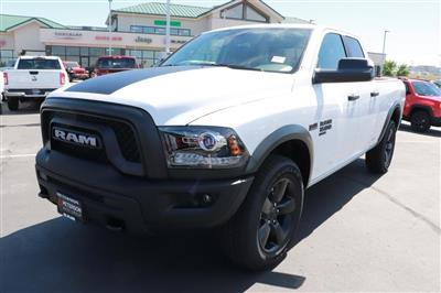 2020 Ram 1500 Quad Cab 4x4, Pickup #620353 - photo 4