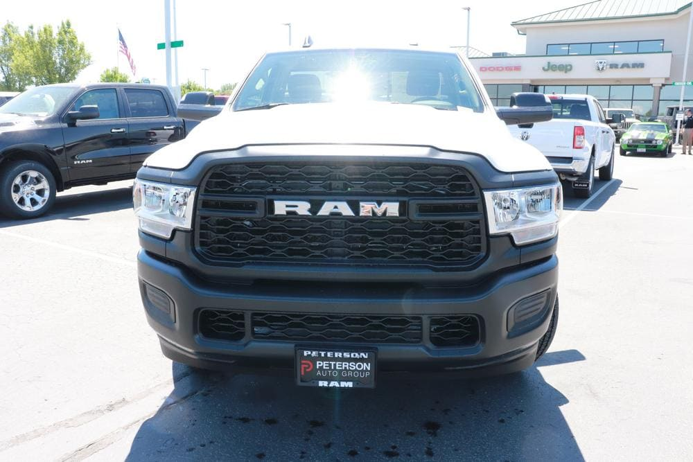 2020 Ram 2500 Regular Cab 4x4, Pickup #620359 - photo 3
