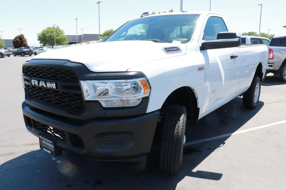 2020 Ram 2500 Regular Cab 4x4, Pickup #620359 - photo 4