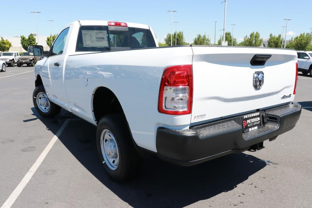 2020 Ram 2500 Regular Cab 4x4, Pickup #620359 - photo 6
