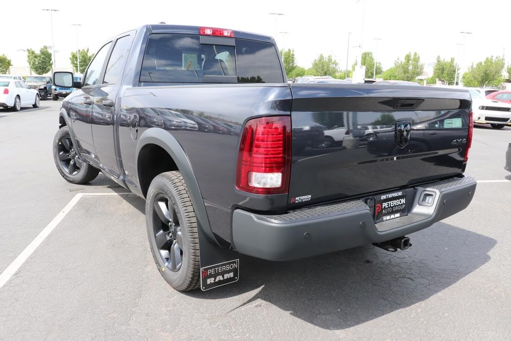 2020 Ram 1500 Quad Cab 4x4, Pickup #620394 - photo 6