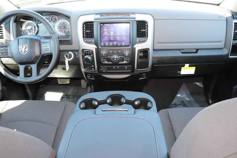 2020 Ram 1500 Quad Cab 4x4, Pickup #620396 - photo 16