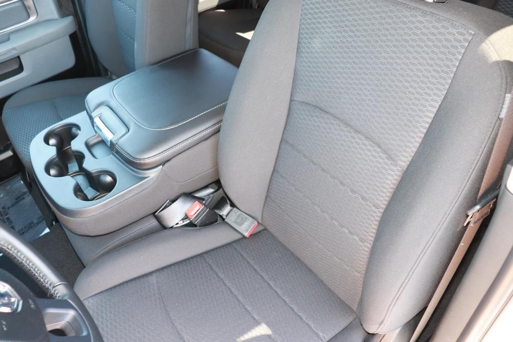 2020 Ram 1500 Quad Cab 4x4, Pickup #620396 - photo 20