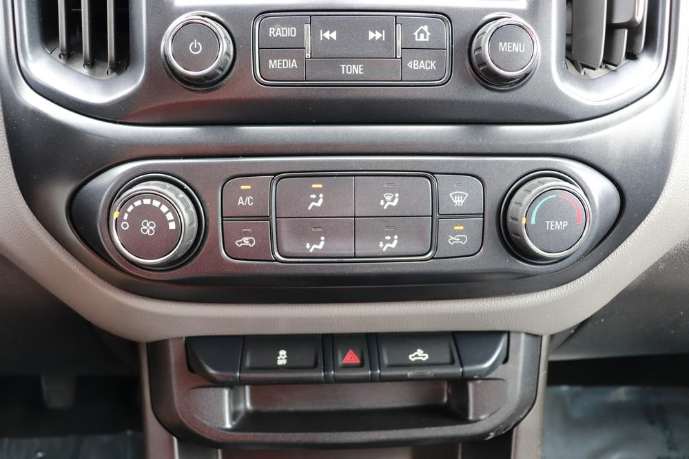 2016 Chevrolet Colorado Extended Cab RWD, Pickup #620420L - photo 21
