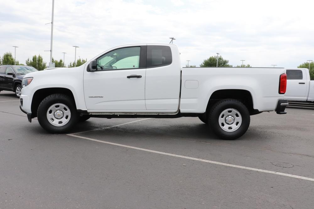 2016 Chevrolet Colorado Extended Cab RWD, Pickup #620420L - photo 6