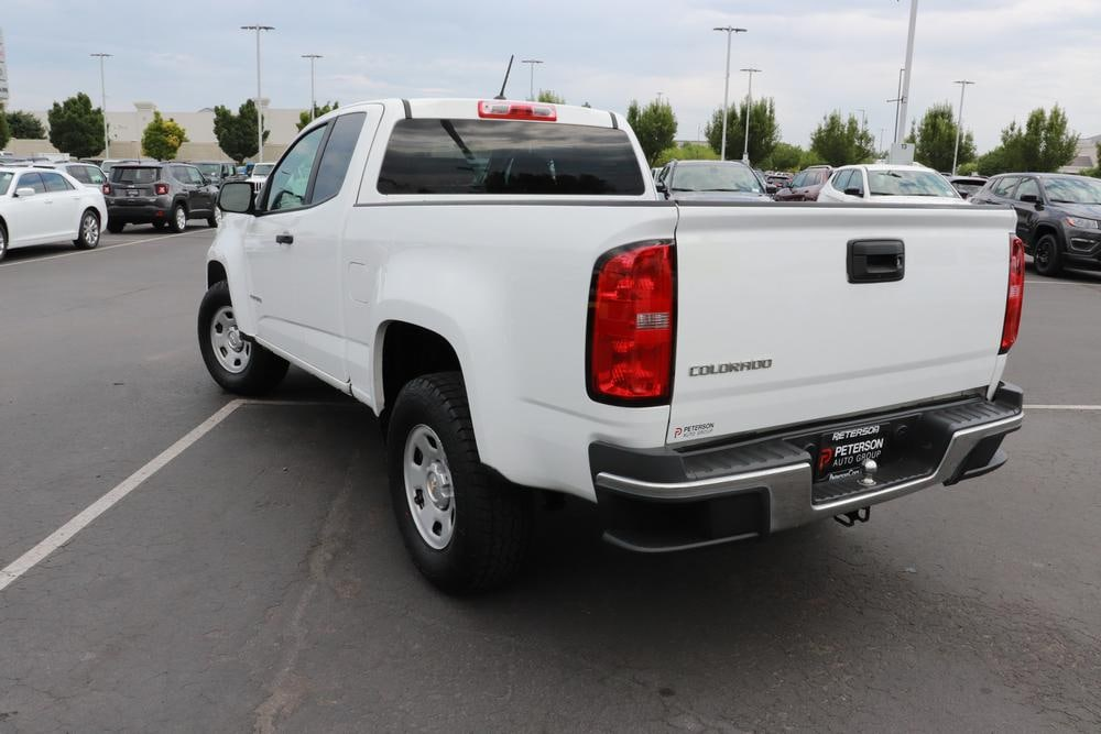 2016 Chevrolet Colorado Extended Cab RWD, Pickup #620420L - photo 7