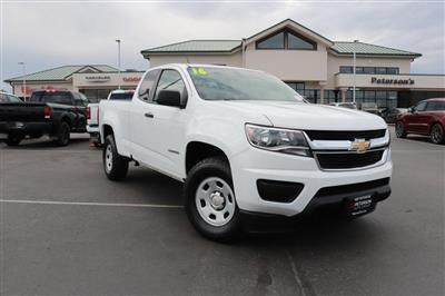 2016 Chevrolet Colorado Extended Cab RWD, Pickup #620420L - photo 3