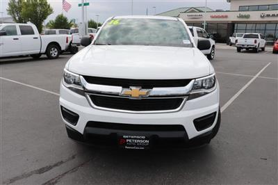 2016 Chevrolet Colorado Extended Cab RWD, Pickup #620420L - photo 4