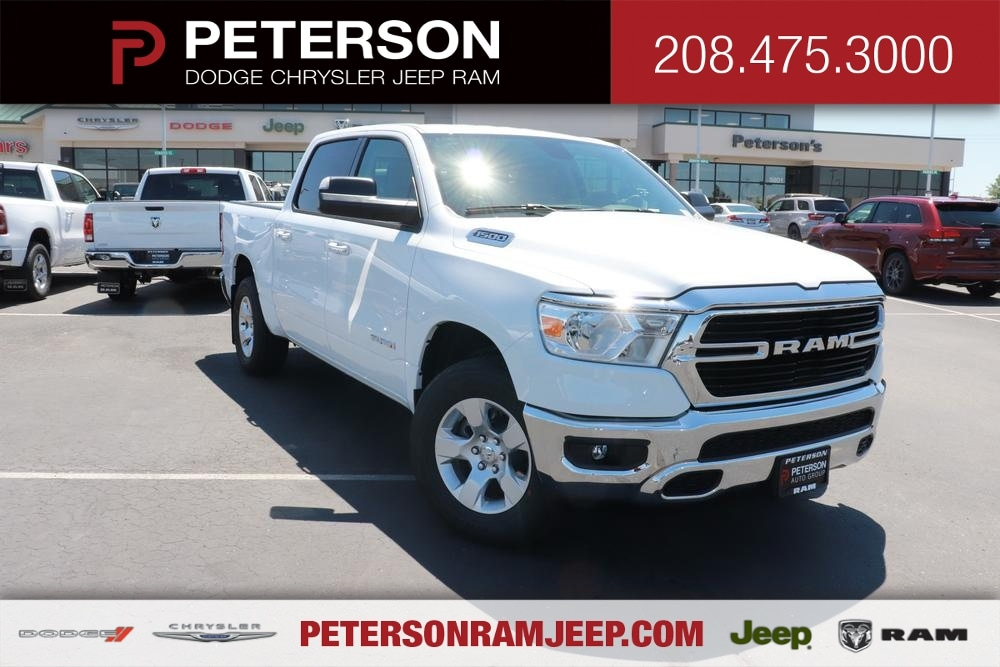 2020 Ram 1500 Crew Cab 4x4, Pickup #620456 - photo 1