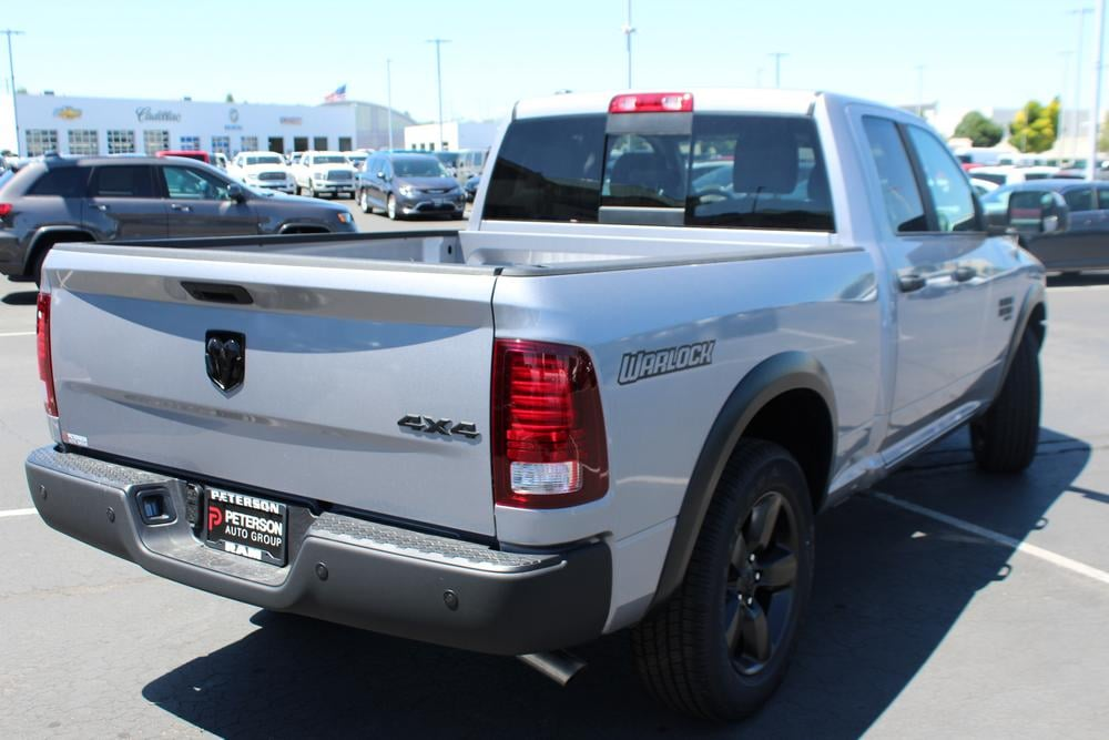 2020 Ram 1500 Quad Cab 4x4, Pickup #620465 - photo 2