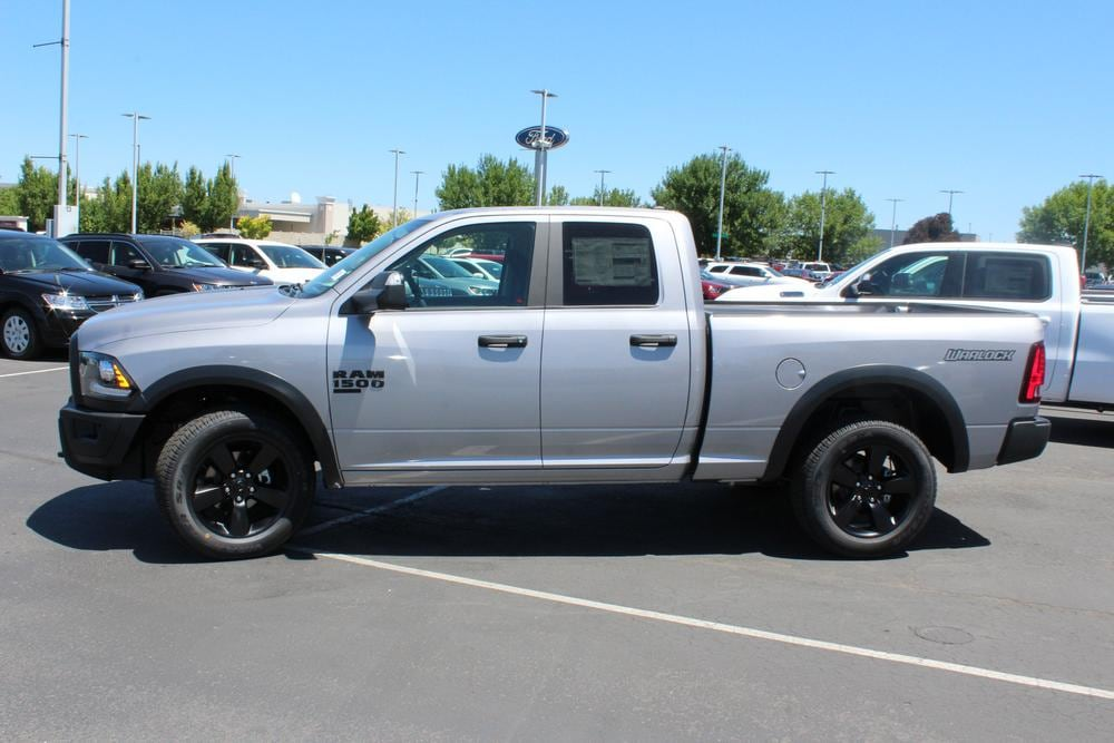 2020 Ram 1500 Quad Cab 4x4, Pickup #620465 - photo 5
