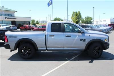 2020 Ram 1500 Quad Cab 4x4, Pickup #620465 - photo 8