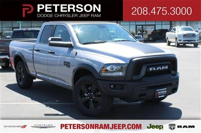 2020 Ram 1500 Quad Cab 4x4, Pickup #620465 - photo 1