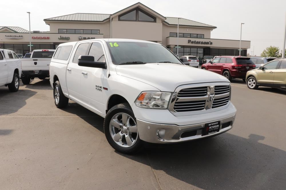 2016 Ram 1500 Crew Cab 4x4, Pickup #620488A - photo 3