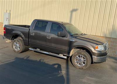 2007 Ford F-150 Super Cab 4x4, Pickup #620495B - photo 2
