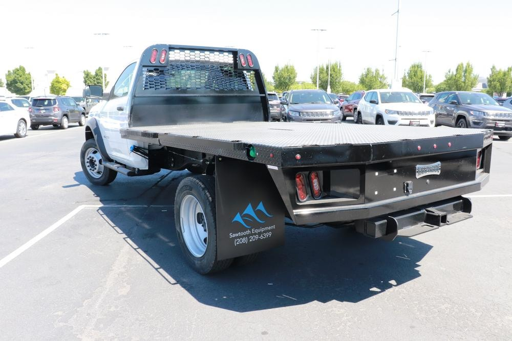 2020 Ram 5500 Regular Cab DRW 4x4, Knapheide PGNB Gooseneck Platform Body #620506 - photo 6