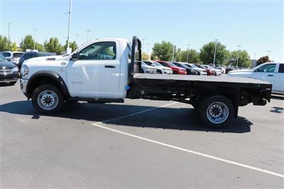 2020 Ram 5500 Regular Cab DRW 4x4, Knapheide PGNB Gooseneck Platform Body #620506 - photo 5