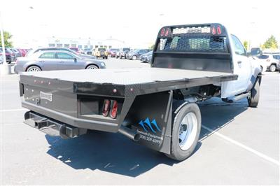 2020 Ram 5500 Regular Cab DRW 4x4, Knapheide PGNB Gooseneck Platform Body #620506 - photo 2
