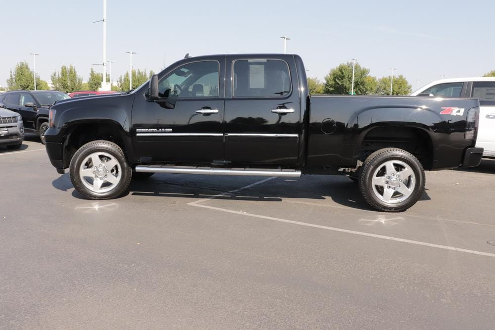 2013 GMC Sierra 2500 Crew Cab 4x4, Pickup #620514B - photo 6