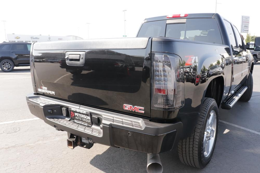 2013 GMC Sierra 2500 Crew Cab 4x4, Pickup #620514B - photo 2