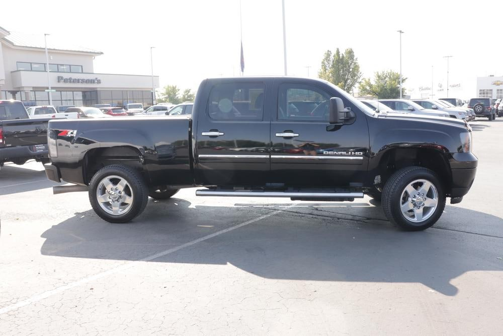 2013 GMC Sierra 2500 Crew Cab 4x4, Pickup #620514B - photo 9