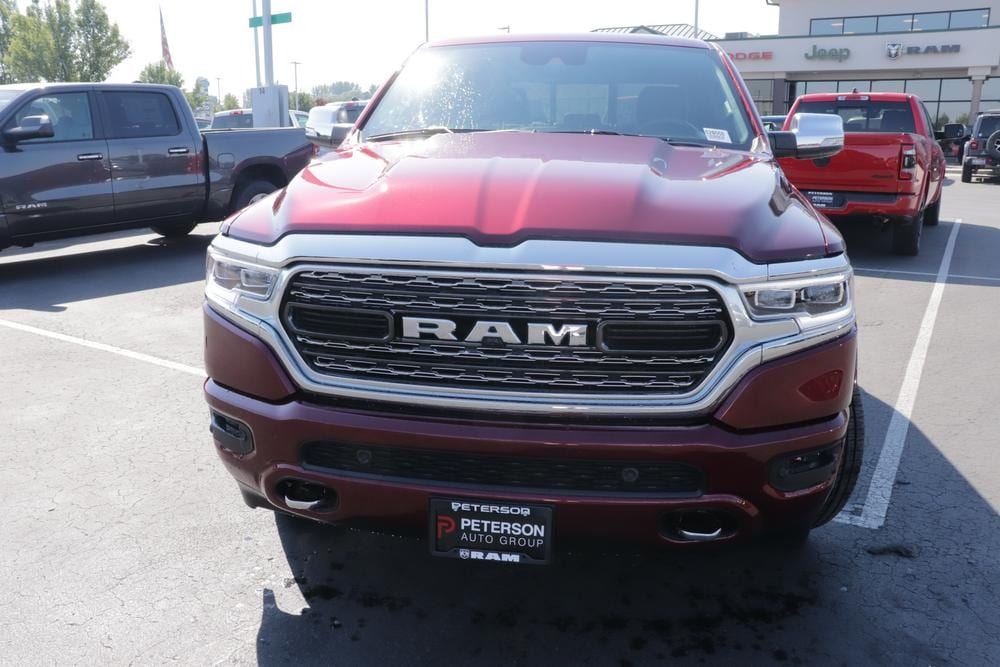 2020 Ram 1500 Crew Cab 4x4, Pickup #620558 - photo 3