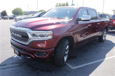 2020 Ram 1500 Crew Cab 4x4, Pickup #620558 - photo 4