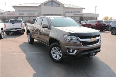 2016 Chevrolet Colorado Crew Cab 4x4, Pickup #620600A - photo 3